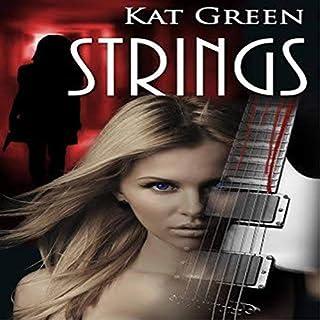 Strings audiobook cover art