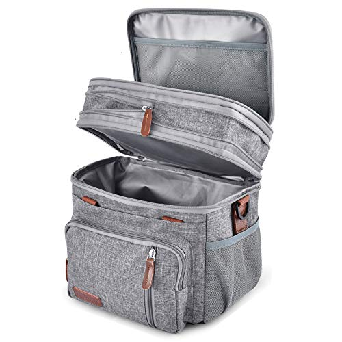 IMIEE 保冷バッグ 保温バッグ クーラーボックス 断熱バッグ ソフト クーラーバッグ 折りたたみ式 お弁当箱 ...