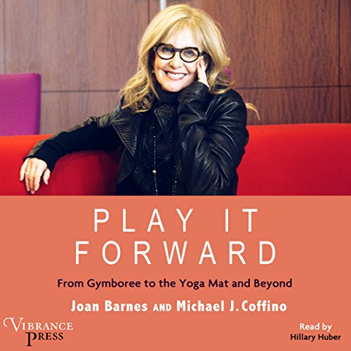 Play It Forward audiobook cover art