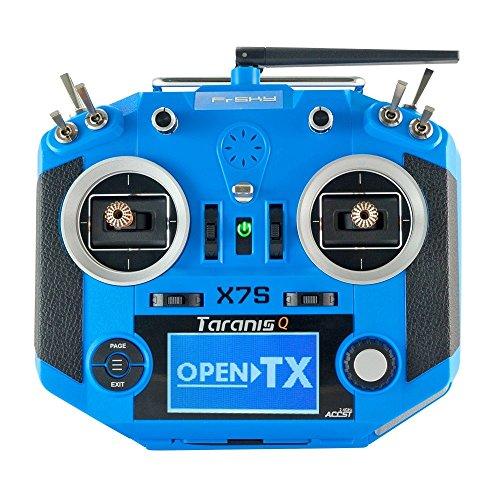 FrSky Upgraded Taranis Q X7S with M7 Hall Sensor Gimbal 16 Channels Transmitter