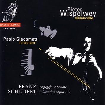 Schubert: Arpeggione Sonate, 3 Sonatinas Opus 137