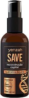 Queratina Save, Yenzah, Branco