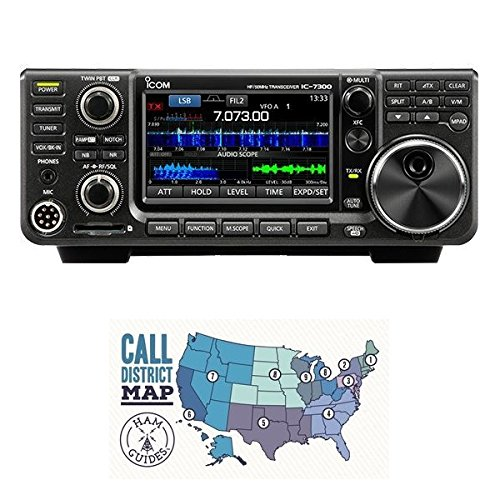 Icom IC-7300 Radio Base Station