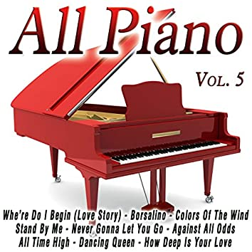 All Piano Vol. 5