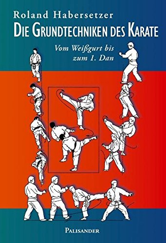 Die Grundtechniken des Karate: Vom Weißgurt bis zum 1. Dan