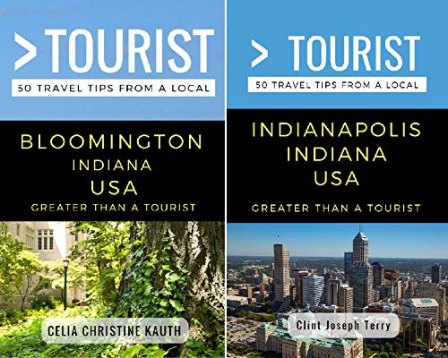Greater Than a Tourist Indiana (2 Book Series)