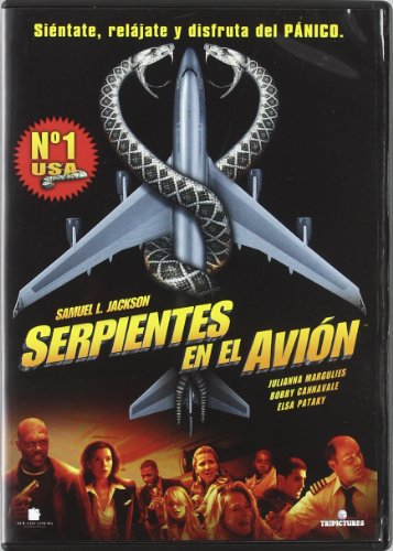 Serpientes en el avión (Pacific Air Flight 121) [DVD]