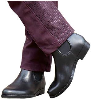 HKM Botas de equitación -8024 negras 43