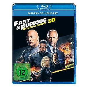 Fast & Furious: Hobbs & Shaw (3D)