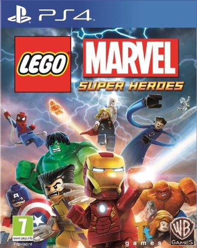Warner Bros Lego Marvel Super Heroes, PS4 - Juego (PS4, PlayStation 4, Acción / Aventura, E10 + (Everyone 10 +))