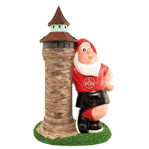 1. FC Nürnberg Gartenzwerg 'Sinwellturm'