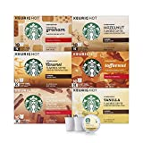 Best Keurig Iced Coffee Makers - Starbucks Flavored K-Cup Coffee Pods — Variety Pack Review