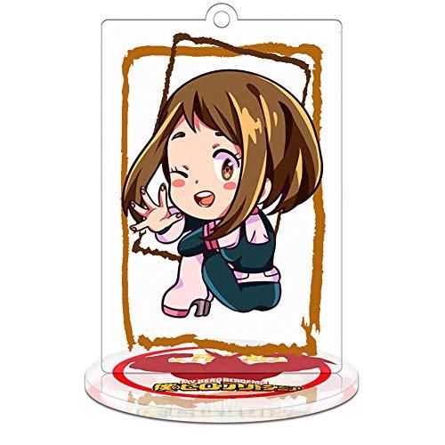 AMA-StarUK36 My Hero Academia Acrylständer Modell Kreative Stehen Nette Transparente Stehtisch Schmücken Cartoon Action-Figur Anime Fan 10 cm( H08)