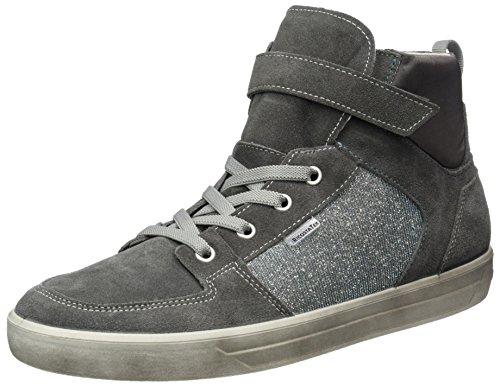 RICOSTA Damen Marle Hohe Sneaker, Patina/Himmel, 00041 EU
