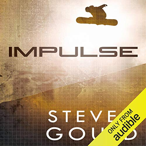 Impulse Audiobook By Steven Gould cover art