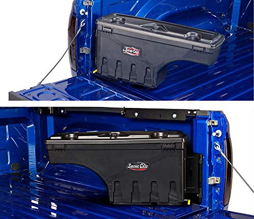 Undercover SwingCase Truck Bed Storage Box | SC400D | Fits 07-20 Toyota Tundra Drivers Side