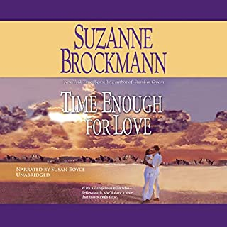 Time Enough for Love audiobook cover art