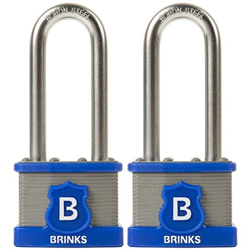 Brinks Commercial Padlocks Brinks Home Security 677-44202 44MM Laminated...