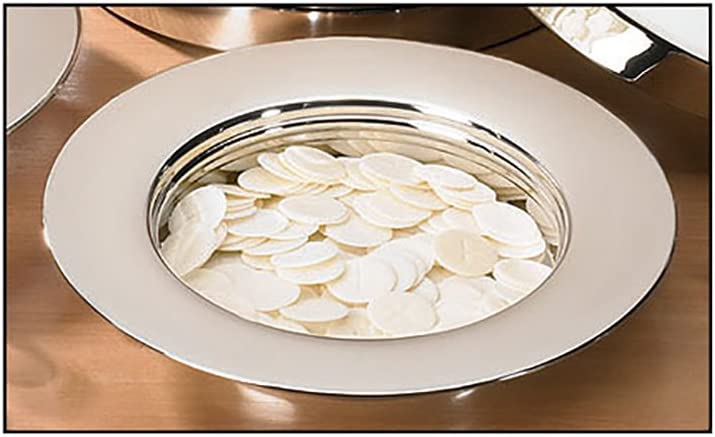 Autom Stacking mart price Bread Plate-SLV
