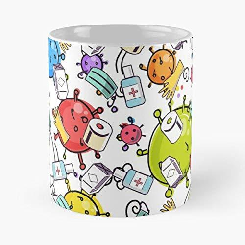 Co-ro-na virus And Medical Supplies Be Safe Rbssg Classic Mug - 11 Oz