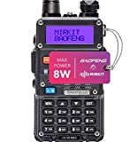 Best Baofeng Radio Scanners - Mirkit Radio Baofeng UV-5R MK5 8W MP Max Review
