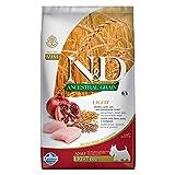 Farmina - Alimento seco para perros pequeños de granada de granada de granada para adultos, 5.5 libras