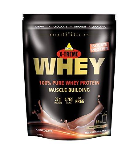 Inkospor X-Treme Whey Protein, Schokolade, 500g Beutel