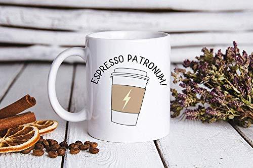 WTOMUG You will always be my best Espresso Patronum Mug harry harry mug punny mug expecti patronum patronum mug wizarding