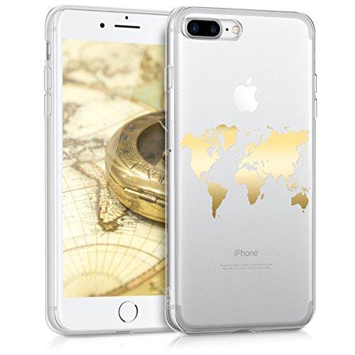 bon comparatif kwmobile Coque de protection Apple iPhone 7 Plus / 8 Plus … un avis de 2021