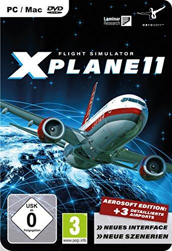 X-Plane 11 (PC+Mac) - [Edizione: Germania]