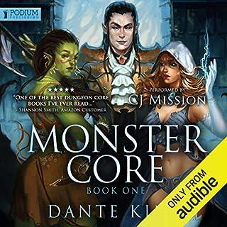 Monster Core cover art