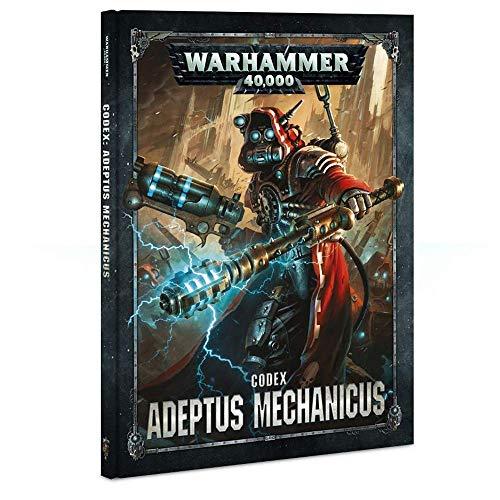Games Workshop Codex: Adeptus Mechanicus (Castellano)