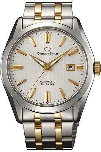 Orient Star Standard-Date Automatisch Horloge met Saffier Kristal en SAR Coating DV02001W