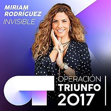 Invisible (Operación Triunfo 2017)