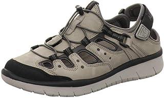 Mephisto Maroon - Zapato azul, Gris (gris), 45 EU