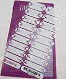Jamberry Ascent 0916 18A3 Nail Wrap Full Sheet