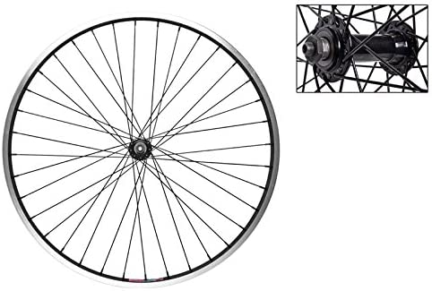 Wheel Master WHL Special sale item FT 26x1.5 ALY 36 BK QR 14gBK MSW Ranking TOP15