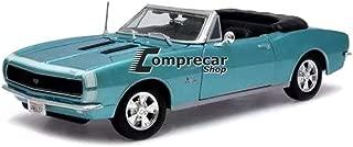 1-18 1967 Chevy Camaro SS 396 Conv 31684