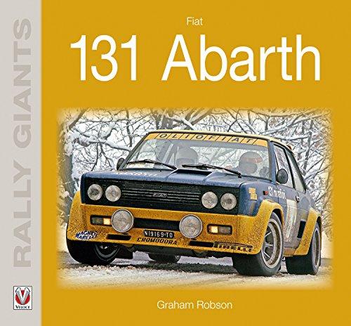 Fiat 131 Abarth (Rally Giants) (English Edition)