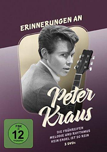Erinnerungen an Peter Kraus [3 DVDs]