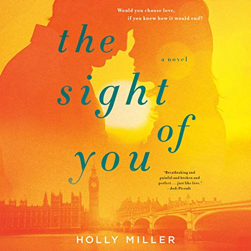 The Sight of You audiobook cover art