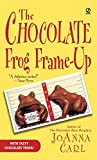 The Chocolate Frog Frame-Up (Chocoholic Mysteries, No. 3) (Mass Market Paperback)