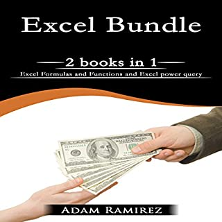Excel Bundle audiobook cover art