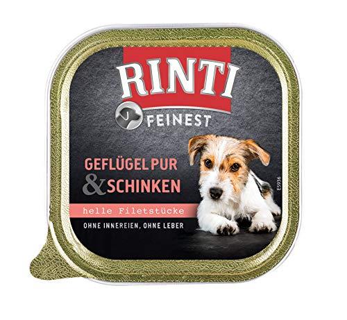 RINTI Feinest Geflügel pur & Schinken 11x150g