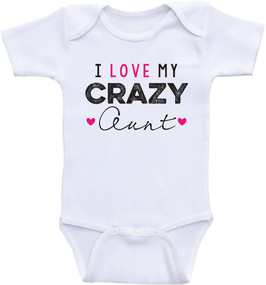baby boy clothing baby girl shower gifts FUNNY AUNT Onesie Yes I/'m adorable I take after My Aunt Onesie funny aunt onesie