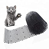 Grand Cat Spike Garden Stoppers Cat Repellent Mat Dog Scat Mats for Sharp Dig Mat Prickle Strip Chiens Chats Foxes Animaux