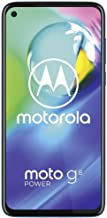 Motorola Moto G8 Power, 64GB GSM Unlocked - Blue (Renewed)