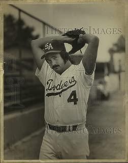 Historic Images - Press Photo San Antonio Dodgers Baseball Player Don Stanley