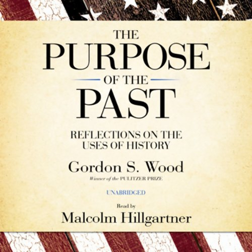 The Purpose of the Past audiobook cover art