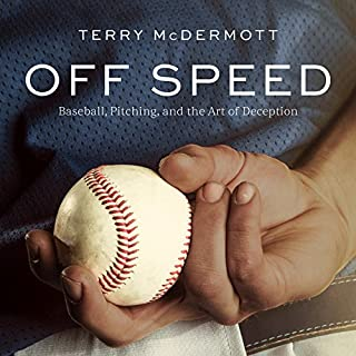 Off Speed audiobook cover art